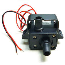 <b>Ultra quiet DC 12V</b> 4.2W 240L/H Flow Rate Waterproof Brushless ...