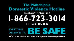 About the Philadelphia Domestic Violence Hotline