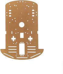 AptoFun 2WD <b>Motor Smart Car Chassis</b> für Arduino- mit 2: Amazon ...