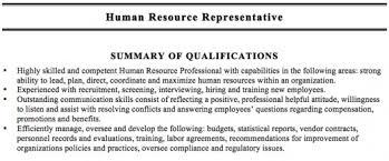 resume examples summary  seangarrette coresume examples summary professional
