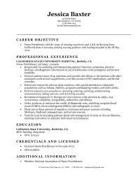 new registered nurse resume sample sample of new grad nursing    nurse practitioner resume format   nurse resume
