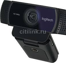 Купить Web-камера <b>LOGITECH Pro</b> Stream <b>C922</b>, черный и ...