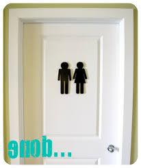 bathroom door size full size of remarkable cute bathroom door signs image ideas