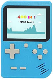 Retro <b>Handheld Game</b> Console with 400 Classic NES FC <b>Game</b> ...