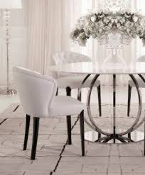 round white marble dining table: the white collection dining set round table topped with white