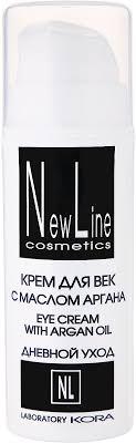New Line <b>Крем для век с</b> маслом арганы, 30 мл — купить в ...
