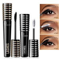 Pudaier <b>1pc</b> 4D <b>Silk Fiber Eyelash</b> Mascara Waterproof Long ...