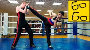 Французский бокс сават с Сергеем Булановым — техника ...