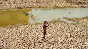 telangana  india    s youngest state faces worst ever drought  water    acute drinking water shortage due to drastic fall in water levels in major reservoirs  continuing crisis in agriculture and a harsh summer have made this