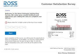 www.rosslistens.com - Take Ross Stores Survey to Win a $1,000 ...