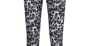 <b>High Waist Leopard Print</b> Legging   Women Sport   Clothing ...