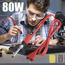 220V 80W <b>LCD Soldering</b> Iron Adjustable Temperature <b>Electric</b> ...