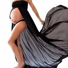 Fashion <b>2019</b> Maternity <b>Dresses</b> For Photo Shoot <b>Women's</b> ...