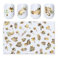 Santa Claus Adhesive Nail Art Sticker - <b>1</b> pc (HY-251) | Products ...