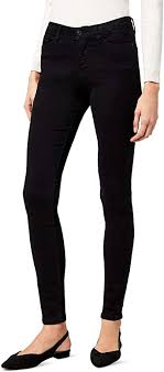 Tom Tailor <b>Denim</b> Women's <b>NELA</b> Black Rinse <b>Skinny Jeans</b> ...