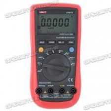 <b>UNI</b>-<b>T UT61E</b> AC DC Modern Digital Multimeter