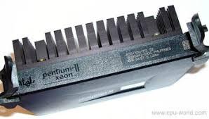 Hasil gambar untuk intel® pentium® II xeon® processor