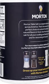 morton iodized salt oz com