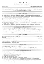 Resume For Graduate School      cv example for graduate school     Good Resume Objective Statements   resume for graduate school