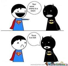 Batman Vs Superman - Meme Center | Husband | Pinterest | Batman Vs ... via Relatably.com
