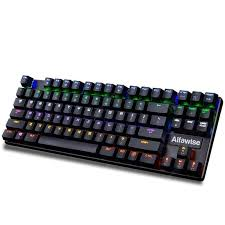 Chlef Market - <b>Alfawise K1 LED Backlit</b> Mechanical Keyboard ...