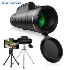 <b>TOKOHANSUN</b> 40X <b>Zoom</b> Monocular Mobile Phone Telescope ...