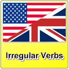 Resultado de imagen de irregular verbs