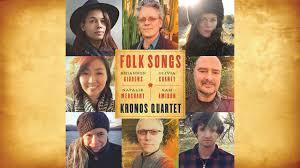 <b>Kronos Quartet</b> - <b>Folk</b> Songs (Album Trailer) - YouTube