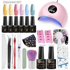 top 9 most popular <b>uv gel polish</b> dryer set ideas and get free ...