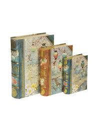 <b>Набор из 3-х коробок</b> в виде книги Punch Studio 7787736 в ...
