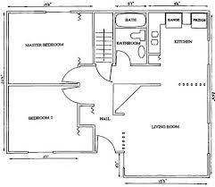 Nice Large Bedroom House Plans   Bedroom Bath Log Cabin        Good Large Bedroom House Plans   Bedroom Bungalow Floor Plan