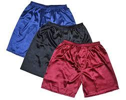 <b>Tony & Candice Men's Satin</b> Boxers Shorts Combo Pack Underwear ...