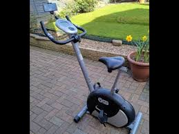 Keeping fit in isolation - adding a screen to an old <b>exercise bike</b> ...