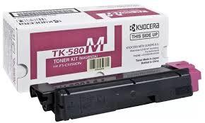 Тонер-<b>картридж Kyocera TK</b>-<b>580M</b> для FS-C5150DN (<b>1T02KTBNL0</b>)