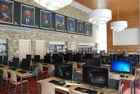 dunbar high school washington dc uses bci modern library furniture as part of a 122 million project bci modern library furniture