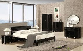 bedroom furniture black gloss photo 6 bedroom furniture in black