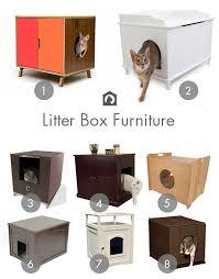 diy cat box cabinet litterboxfurniture catbox litter box enclosure