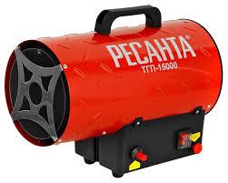 Тепловая газовая пушка <b>Ресанта ТГП</b>-<b>15000</b> купить, цены в ...