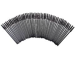 Generic black head: <b>Hot Selling 100Pcs Disposable</b> Eyelash Brush ...