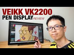 <b>Veikk VK2200</b> Pen Display Has a Matte Laminated Screen (review ...