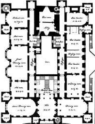 Skibo Castle  main floor   Architecture   Pinterest   Skibo Castle    Loudoun Castle Floor Plan
