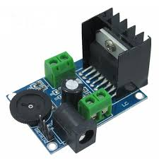 DC 6 to 18V <b>TDA7297</b> Power Amplifier <b>Module</b> Audio Amplifier ...
