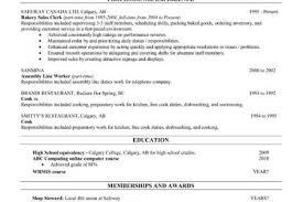 Bakery Sales Clerk Resume Template Premium Resume Samples  amp  Example
