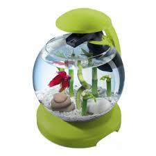 <b>Аквариум TETRA Cascade Globe</b> 6.8l зеленый круглый аквариум ...