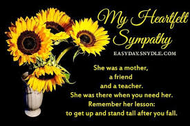 Sympathy Card Messages for Loss of Loved Ones | Loss Of Mother ... via Relatably.com