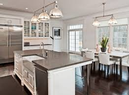 build kitchen island sink: remarkable brown and white kitchen island with sink