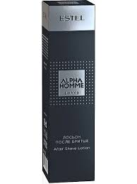 <b>Лосьон после бритья Alpha</b> Homme Aftershave Lotion от Estel ...