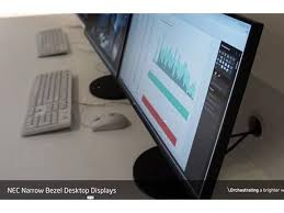 "<b>NEC MultiSync</b>® <b>EX241UN</b>-LCD 24"" Офисные <b>мониторы</b>…"