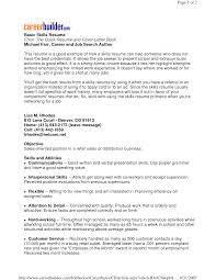 resume computer skills proficiency cipanewsletter cover letter computer skills resume examples computer science