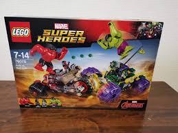 <b>LEGO</b> - <b>Super Heroes</b> - <b>76078</b> - Hulk vs. Red Hulk - Catawiki